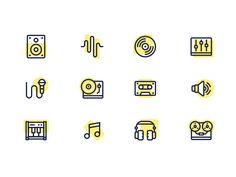 Best #Icons of the Month! (June) - Icon Utopia / http://iconutopia.com/best-icons-of-the-month-june/