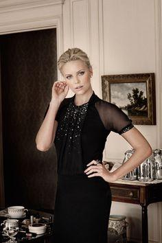 Charlize - ótima atriz e lindíssima