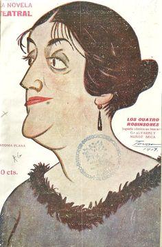 Los cuatro Robinsones. Juguete cómico en tres actos. Enrique García Alvarez. Pedro Muñoz Seca (1881-1936). Madrid : La Novela Corta. 1918. http://bvirtual.bibliotecas.csic.es/csic:csicalephbib000554234