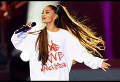Ariana Grande Leads Social 50 Chart After One Love Manchester Benefit