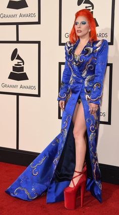 GRAMMY AWARD 2016 NEWS....Lady GAGA MARC JACOBS. VOGUE NEWS&TRENDS 2016 FASHION TRENDS&NEWS....DRESSES INSIDE GRAMMY ADWARDS 2016.... Anna Kendrick in EMANUEL UGARO, HARRY KOTIAR Jewlry and JIMMY CHOO shoes. Lianne Le Havas...