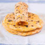 Vegan Sweet Potato Tortillas