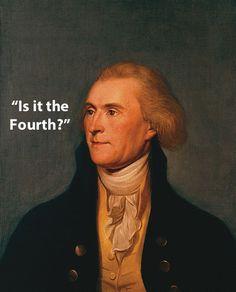 Thomas Jefferson / Vespasian / The Last Words Of 17 Historical Figures (via BuzzFeed)