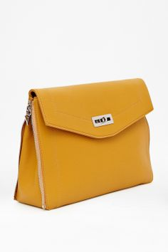 Hillary Structured Clutch - French Connection #NeedThisInMyLife