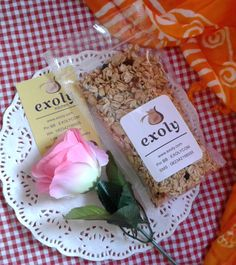 Granola Snack Pouch