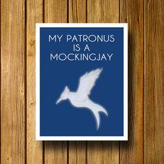 I love Harry Potter and Katniss!