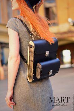 Рюкзак трансформер Burn 2in1, сумка - рюкзак - купить или заказать в интернет-магазине на Ярмарке Мастеров | Рюкзак трансформер из кожи из дерева,…