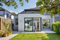 House Refurbishment and Extension to existing semi detached house 1930s House Extension, House Extension Plans, House Extension Design, House Design, Extension Ideas, Kitchen Extension Semi Detached, Council House Renovation, 1930s House Renovation, 1930s House Interior