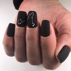 This series deals with many common and very painful conditions, which can spoil the appearance of your nails. But for you, nail technicians, this is not a problem! SPLIT NAILS What is it about ? Nails are composed of several… Continue Reading → Matte Black Nails, Dark Nails, Black Manicure, Gel Manicure, Black Nail Designs, Nail Art Designs, Finger, Super Nails, Trendy Nails