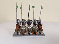 The Battlechoir - The BrikWars Forums Clown Faces, Great Fear, The Elf, How To Make Bows, Goblin, Battle