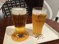 Yebisu Beer Museum、恵比寿