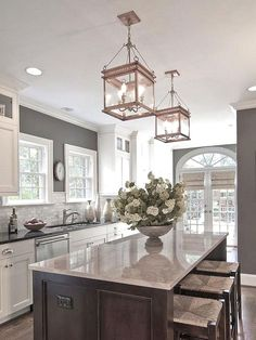 Kitchen Cabinets - CLICK THE PIC for Many Kitchen Ideas. #cabinets #kitchens