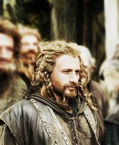 Fíli. I always loved him. I would have picked him over Kili any day. And I hate the way he died. Like there was no attention paid to it at all. He died and that was it...