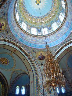 Nativity Cathedral . Riga, Latvia