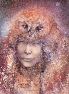 Vision Quest paintings by Susan Seddon Boulet.
