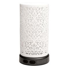 Enliven Scentsy Diffuser - Australia & New Zealand  Light dances through the intricate lattice work for a complex and sophisticated display.