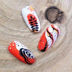 Fancy Nails Designs, Popular Nail Designs, Beautiful Nail Designs, Nail Art Designs, Nail Swag, Queen Nails, Trendy Nail Art, Nail Patterns, Nail Decorations