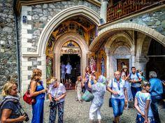 Ιερά Μονή Παναγίας του Κύκκου, Κύκκος, Λευκωσία, Κύπρος (Monastery of Our Lady of Kykkos, Kykkos, Nicosia, Cyprus).