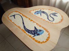 Sitetable Mozaik Dutch Gaudi