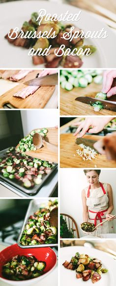 This brussels sprouts and bacon recipe is the perfect companion to grandma's main dish this holiday season!