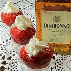 """Strawberry Shooters   """"These little treasures surprised me at how much I liked them. They are so simple and delightful."""""""