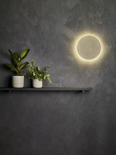 Bring a natural spectacle into your home with the Eclipse LED lights from Astro Lighting - check out this Concrete Eclipse fitting, a coastal light! Led Wall Lamp, Led Wall Lights, Led Floor Lamp, Ceiling Lights, Bathroom Light Fittings, Bathroom Lighting, Modern Lighting, Lighting Design, Exterior Lighting