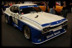 FORD CAPRI  CAR DESIGN Ford Rs, Car Ford, Ford Capri, Ford Classic Cars, Classic Sports Cars, Weird Cars, Crazy Cars, Ford Motorsport, Mercury Capri