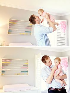 how difficult would it be to paint our little abacus to make it cute like this one??