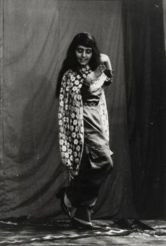 Femme afgane 1969