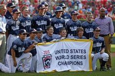 Pennsylvania - Little League World Series 2015 (Gene J. Puskar/Associated Press)
