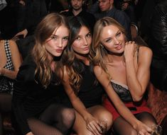 The Girls - Victoria's Secret Fashion Show Viewing Party at The Box