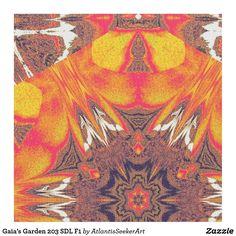 Gaia's Garden 203 SDL F1 Fabric