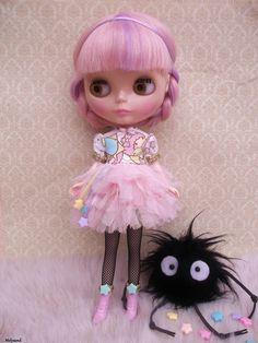 Réservé , Ne pas acheter, Robe pour poupée Blythe