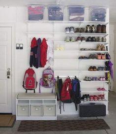 40 Ideen Schuhablage hackt Tipps 40 ideas shoe storage hacks tips storage 40 Ideen Schuhablage Hacks Tipps Lagerung Garage Shoe Storage, Kids Shoe Storage, Entryway Shoe Storage, Storage Hacks, Diy Storage, Storage Ideas, Kitchen Storage, Coat Storage, Storage Solutions