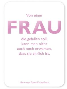 Postkarte CEDON Kollektion Ebner-Eschenbach Frau
