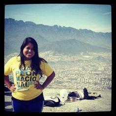 On high! - Cerro de la silla