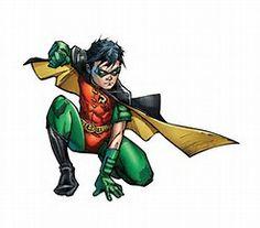 Robin - Bat Family