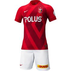 Urawa Red Diamonds 2015 Nike Home Kits