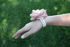 Corsage Bracelet for Mothers and Grandmothers