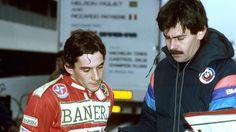 Gordon Murray – Ayrton Senna