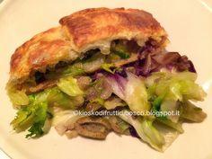 Kiosko di frutti di bosco: Strudel di insalate miste
