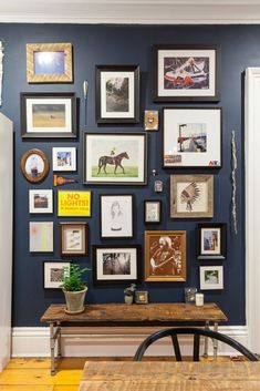 House Tour: A Bohemian-Meets-Americana Brooklyn Rental | Apartment Therapy
