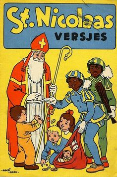 Sint Nicolaas versjes