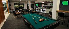 Replicas de Diseño en Área de Bar, Silla Armchair, Sofas a la medida.  Hotel Radisson en Leon Guanajuato. #TuEspacioLASDDI visita nuestra tienda online www.lasddi.com