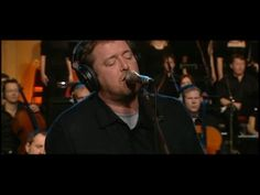 """British rock band Elbow perform their 2008 single """"The Bones of You"""" with the BBC Orchestra SONG CREDIT: """"The Bones of You"""" Performed by Elbow featuring the . Guy Garvey, Music Songs, Music Videos, British Rock, Will Turner, Choir, Orchestra, Rock Bands, Bbc"""
