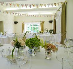 Lulworth Courtyard wedding breakfast Courtyard Wedding, Wedding Breakfast, Indoor, Entertaining, Table Decorations, Dining, Wall, Weddings, Furniture