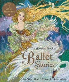 Retellings of six of the world's greatest ballet stories are accompanied by two story CDs read by Juliet Stevenson.