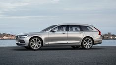 The Volvo V90 wagon might be the most Volvo car ever