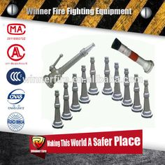 2016 Factory price fire nozzles for fire fighting man