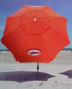 7. Tommy Bahama 2015 Sand Anchor 7 feet Beach Umbrella